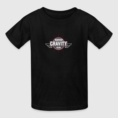 Gravity Hispeed Club - Kids' T-Shirt