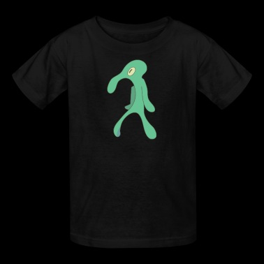 Transparent Bold and Brash - Kids' T-Shirt