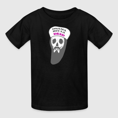 Osama Bin Laden dead - Kids' T-Shirt
