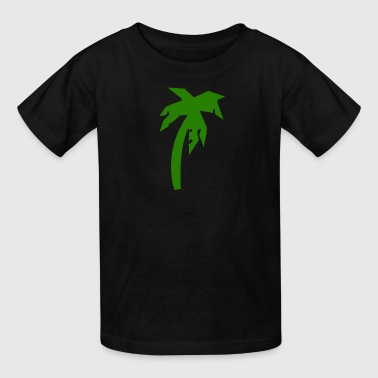 palm tree - Kids' T-Shirt