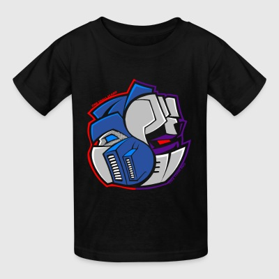 One Shall Stand One Shall Fall transformer - Kids' T-Shirt