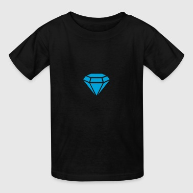 Diamond cool - Kids' T-Shirt