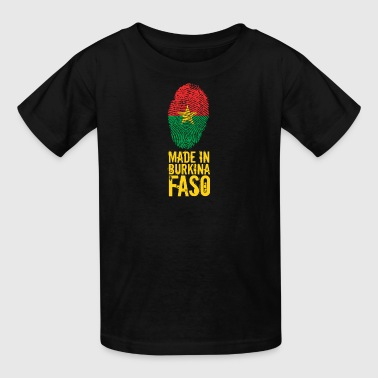 Made in Burkina Faso - Kids' T-Shirt