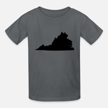 Virginia virginia - Kids' T-Shirt
