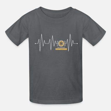 I Fell In Love With Photography - Kids' T-Shirt