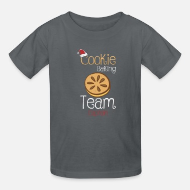 Cookies Cookie Baking Team Captain - Kids' T-Shirt