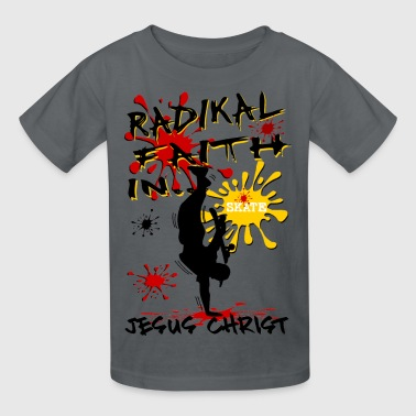 Radikal Faith - Kids' T-Shirt
