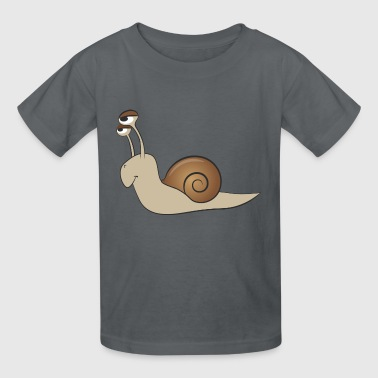 snail - Kids' T-Shirt