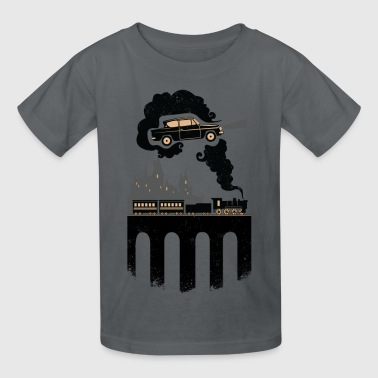 Dream train HP - Kids' T-Shirt