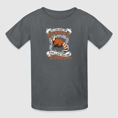 Red Panda Shirt - Always Be Red Panda Tee Shirt - Kids' T-Shirt