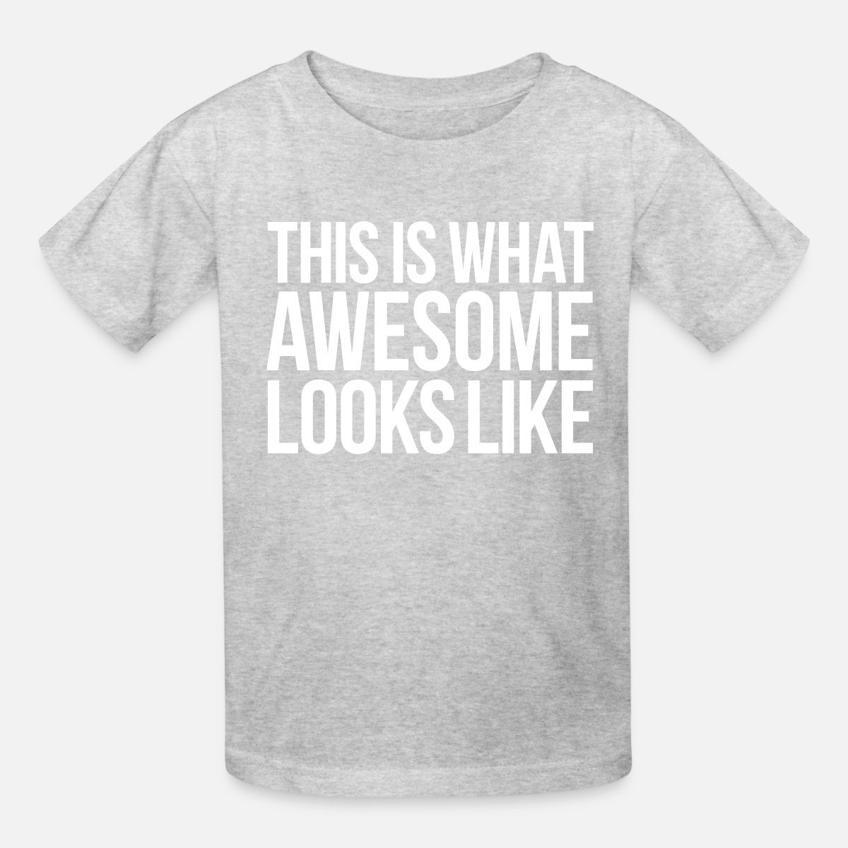 09a4f582 T Shirt That Says This Is What Awesome Looks Like – EDGE Engineering ...
