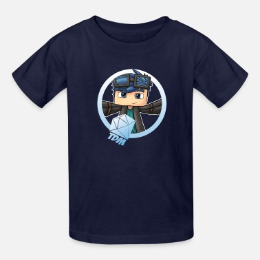 DanTDM Minecart The Diamond Creeper You - Kids' T-Shirt
