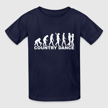 Country dance - Kids' T-Shirt