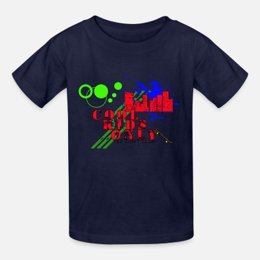 Cool Kids Only Cool Kids Only tee shirt club #1 - Kids' T-Shirt