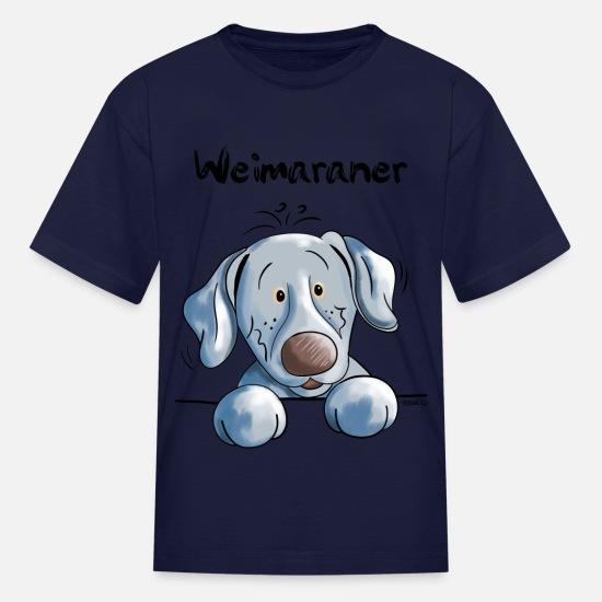 Funny Weimaraner - Dog - Dogs - Gift Kids' T-Shirt | Spreadshirt