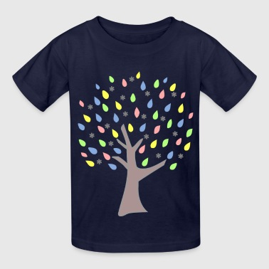 Memory Tree  - Kids' T-Shirt