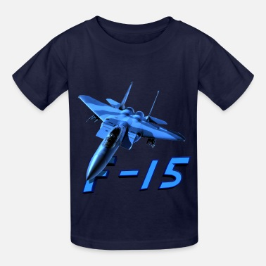 F-15 F-15 Aggressor - Kids' T-Shirt