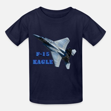 F-15 F-15 Eagle - Kids' T-Shirt