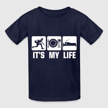Its my life Basketball - Kids' T-Shirt