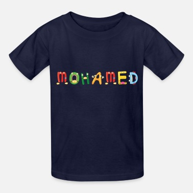 Mohamed Mohamed - Kids' T-Shirt