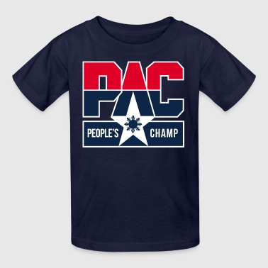 Peoples Champ pac peoples champ - Kids' T-Shirt
