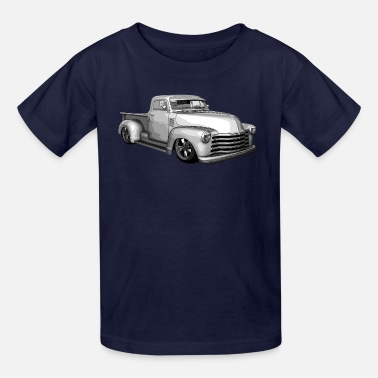 1950 50s Chevy Truck - Kids' T-Shirt