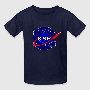 Kerbal KSP Agency Logo - Kids' T-Shirt