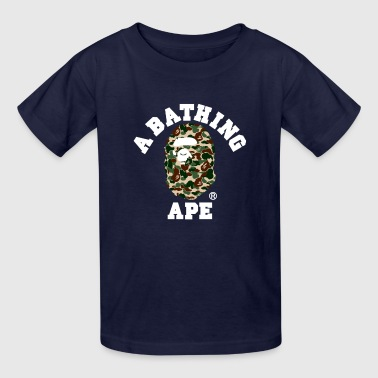 BAPE A BATHING APE - Kids' T-Shirt