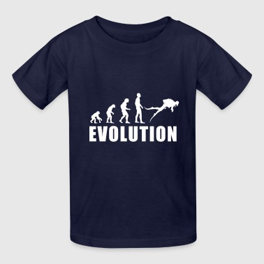 EVOLUTION DIVER - Kids' T-Shirt