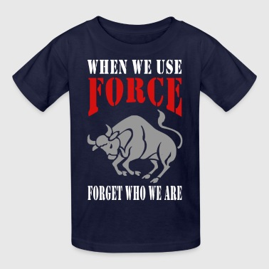 Force - Kids' T-Shirt
