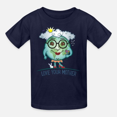 Mother Earth Love Mother Earth - Kids' T-Shirt