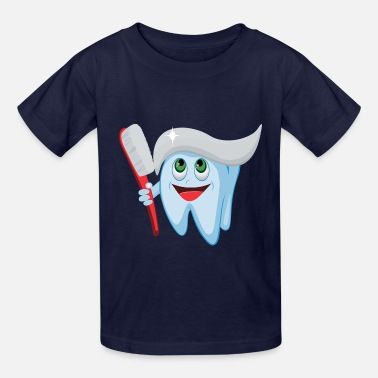 Design Teeth Teeth - Kids' T-Shirt