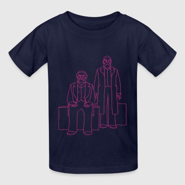 Marx-Engels Forum Berlin - Kids' T-Shirt