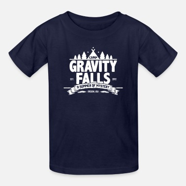 Endor Camp Gravity Falls - Kids' T-Shirt