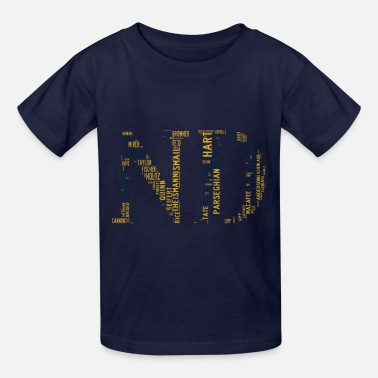 Notre Dame All Time Notre Dame Football Greats Baby's Short S - Kids' T-Shirt