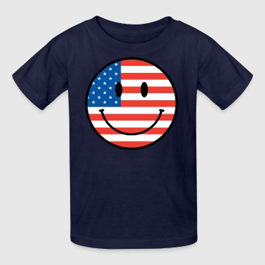 Patriotic 18 - Kids' T-Shirt