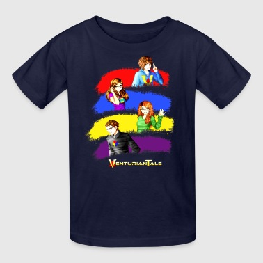 Venturian Tale Group Women's T-Shirts - Kids' T-Shirt