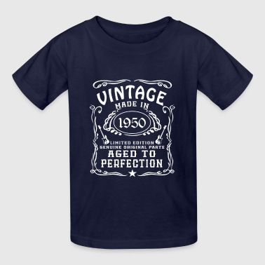 Vintage made in 1950 - Kids' T-Shirt