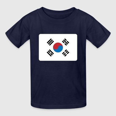 SOUTH KOREA FLAG - Kids' T-Shirt