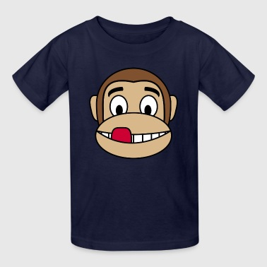 Cool Monkey - Kids' T-Shirt