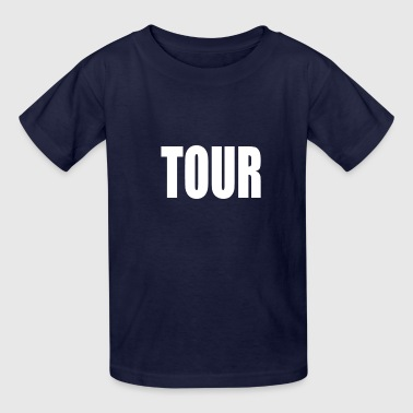 TOUR - Kids' T-Shirt