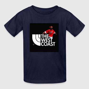 THE WEST COAST - Kids' T-Shirt
