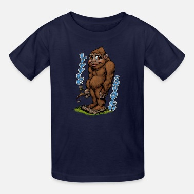 Bigfoot Kids Little Squatch - Kids' T-Shirt