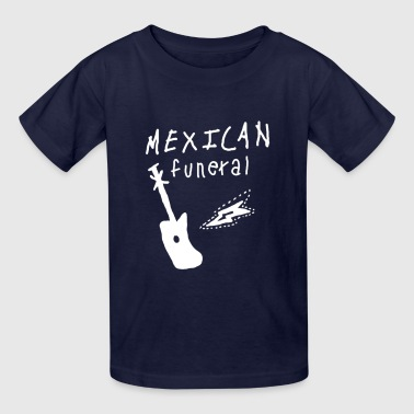 Mexican Funeral Dirk gently band - Kids' T-Shirt