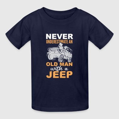 Old Man - Kids' T-Shirt