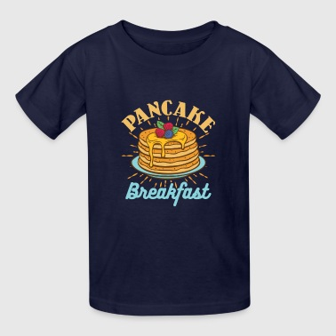 Pancake Breakfast - Kids' T-Shirt