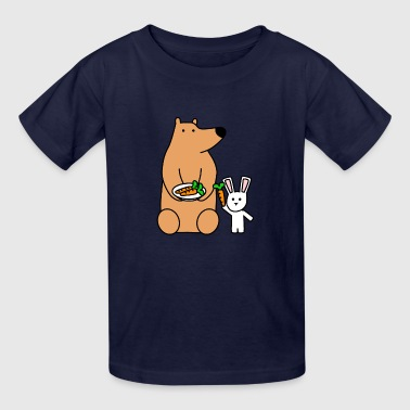 Discovering - Kids' T-Shirt