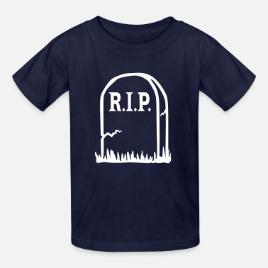 Death Rip RIP - Death - Kids' T-Shirt