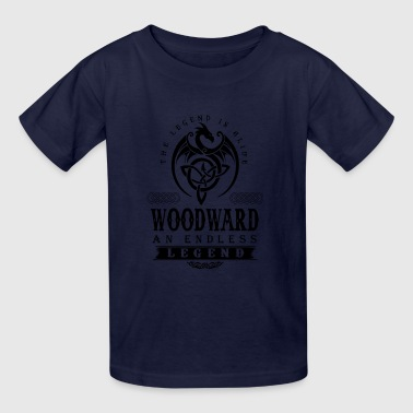 WOODWARD - Kids' T-Shirt