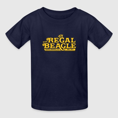 Regal Beagle - Three's Company T-Shirt - Kids' T-Shirt